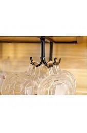 Unter Regal Mug Schrankeinsatz Tassenhalter Küchenhelfer Tasse Halterung für 12 Tassen