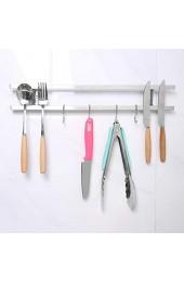30/40 cm magnetische Messerstange magnetisch hält Messer platzsparend einfache Montage Edelstahl für Messer Werkzeug und Löffel (30 cm)
