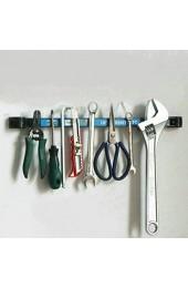Happt 4 pcs Pack Wandhalterung Magnethalter Set 12 Zoll Werkzeughalter Werkzeugholder Magnetschiene Magnetleiste Tragkraft Messerleiste Wandhalter für Werkstatt