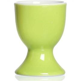 Ritzenhoff & Breker Doppio Eierbecher Ei Becher Eierhalter Geschirr Porzellan Grün 5 cm 515862