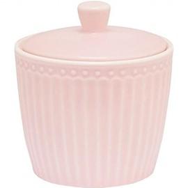 GreenGate Zuckertopf - Sugar Pot - Alice Pale Pink