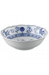 Hutschenreuther 02001-720002-10516 Zwiebelmuster Dessertschale 16 cm rund 0 49 L blau