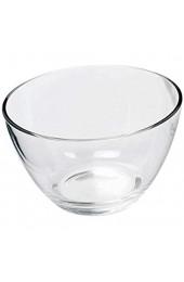 Leonardo 020697 'Active' Schälchen/Schale Glas Ø 14 cm H 8 2 cm klar (6er Pack)