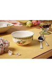 Villeroy & Boch French Garden Fleurence Dessertschälchen Premium Porzellan Weiß/Bunt 12 cm