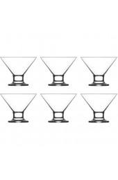 Eisbecher Glas Dessertbecher Eisgläser Dessertschale konische Form 6 Stück Set