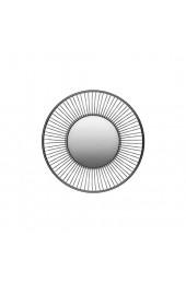Alessi 826/20 - Runder Draht Design Korb aus Edelstahl 18/10 Poliert