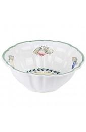 Villeroy und Boch French Garden Fleurence Geschwungene Schale Premium Porzellan Weiß/Bunt