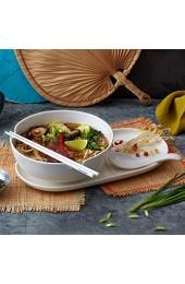 Villeroy & Boch ERROR Asiaschale Soup Passion Asia Schale 20 5 cm Porzellan weiß