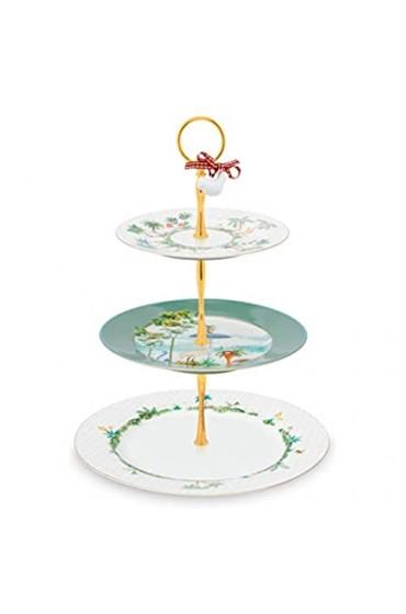 PiP Studio Cake Stand 3/Layers Jolie 17-21-26.5cm