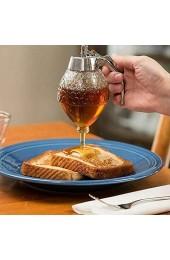 Honigspender 200 ml Acryl- und ABS-Material gleichmäßig verteilt versiegelt langfristige Lagerung