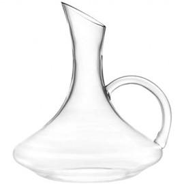 Homiu Weinglas Dekanter mit Henkel 1 8 Liter Fassungsvermögen 200058