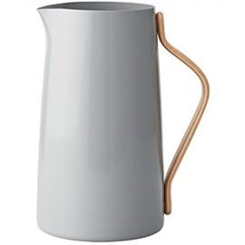Stelton Wasserkanne Materialmix Grau LxBxH 20x13x23cm