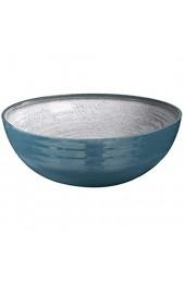 BRUNNER 0830030N.C5T salatschüssel Tuscany Blau Grau