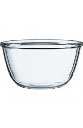 Luminarc ARC G1698 Cocoon Schale Salatschale Schüssel 24cm 3.6 Liter Glas transparent 1 Stück