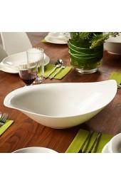 Villeroy & Boch New Cottage Special Serve Salad Salatschüssel Premium Porzellan 45x31cm