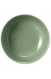 Seltmann Porzellan Beat Salbeigrün Foodbowl 20 cm