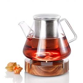 Adhoc-Teekanne und Kostwärmer TUTO - halten Sie Ihre Speisen warm und lecker