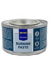 METRO 10x 200g Brennpaste 3 Stunden Brenngel Qualitätsprodukt für Speisenwärmer Chafingdish Gastrobedarf