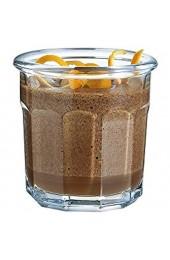 Arcoroc ARC L3751 Eskale Trinkglas Wasserglas Saftglas 180ml Glas transparent 6 Stück