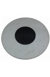 Drehplatte Granit hell 60cm