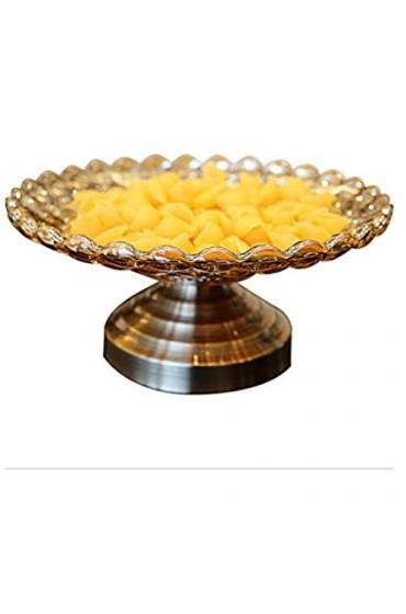 SCDZS Candy Box Getrocknete Obst Box Aufbewahrungsbox Nuss Snack Fach Licht Obst Fach Kreatives Modernes Wohnzimmer Home Couchtisch