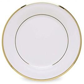 Lenox Eternal White Brotteller Butter Elfenbein Gold