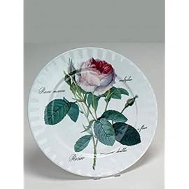 Kuchenteller Redoute Rose Roy Kirkham 20cm