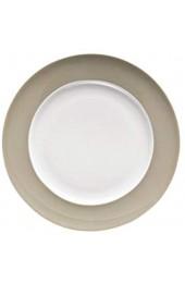 Thomas Rosenthal Sunny Day Frühstücksteller - Kuchenteller - Teller - Greige - Beige - Grau - Ø 22 cm