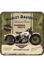 Nostalgic-Art 46105 Harley-Davidson Knucklehead Untersetzer