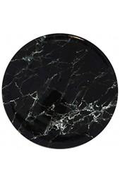 like by Villeroy & Boch Group 1951632620 Marmory Speiseteller Black 27cm (1 Stück)