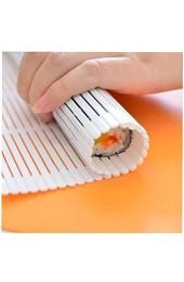 Case Cover 1pc Sushi Rollen Mats Sushi Roller-Hersteller-Form Sushi Zu Machen Kit Werkzeug Onigiri Reis-Ball Mold