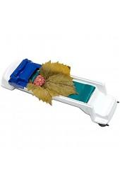 Lankater Sushi Maker Kit Schnell Sushi Die Werkzeuge Gemüse Fleisch Walzwerkzeug Roller Kohlroulade Leave-Maschine Fleischwolf
