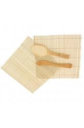 Sushi Roll Bambusmatte 2er Set
