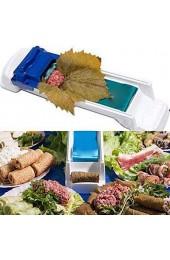Yimosecoxiang Rutschfester kreativer Küchenroller für gefülltes Fleisch Sushi Roller Gemüse Kohlbereiter