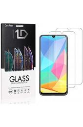[2 Stück] Conber Panzerglas Schutzfolie für Samsung Galaxy M30S [9H Härte][Anti-Kratzen][Anti-Öl][Anti-Bläschen] Panzerglasfolie Displayschutz für Samsung Galaxy M30S