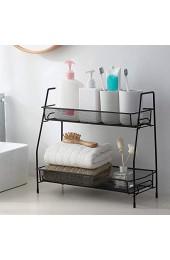 40 # Eisendraht Küche Lagerregal Kosmetik Machen Korb Metall Gewürz Gewürzhalter Badezimmer Regal Desktop Küche Organizer-Gelb Spanien