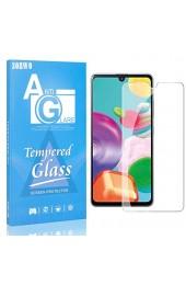 Displayschutzfolie Kompatibel mit Galaxy A41 SONWO HD Panzerglas Schutzfolie für Samsung Galaxy A41 Gehärtetes Glas Schutzfolie 1 Stück