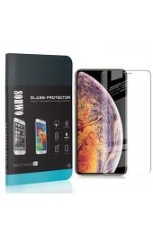SONWO PanzerglasFolie Schutzfolie für iPhone 11 Pro Max Anti-Fingerprint Panzerglas Displayschutz für iPhone 11 Pro Max 4 Stück
