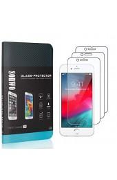 SONWO PanzerglasFolie Schutzfolie für iPhone SE 2020 / iPhone 8 / iPhone 7 Anti-Fingerprint Panzerglas Displayschutz für iPhone SE 2020 / iPhone 8 / iPhone 7 3 Stück