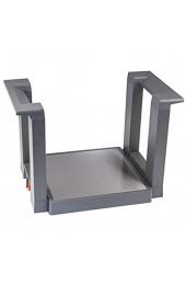 Gedotec Tellerständer AMBIA-LINE - Orga-Line Schubladeneinsatz Tellerhalter für Schubkasten   Blum ZC7T0350   hochwertig für Teller - Geschirr im Küchen-Schrank   1 Stück - Schubladen-Organizer