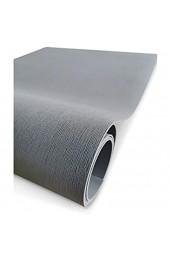noveo - Antirutschmatte für Schubladen -150x50cm - basaltgrau - Schubladenmatten Made in Germany - zuschneidbare Gummimatte