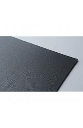S² Interior Premium Antirutschmatte in Leinenoptik basaltgrau für Schubladen passend für Hettich Arcitech z.B. für Nobilia Küchen UVM 500er Tiefe (473 5 x 478mm für 600er Korpusbreite)