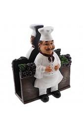 Fat Chef Serviettenhalter Küchendekor-Kollektion
